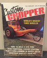 Custom Chopper  Magazine February