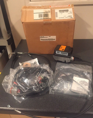 NOS HARLEY-DAVIDSON  # 77107-97 CRUISE CONTOL KIT SHOP THE GARAGE
