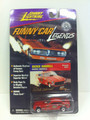 Johnny Lightning Funny Car Legends (1999) Dickie Harrell Season 1971 funny car. New in package. Package has shelf wear.