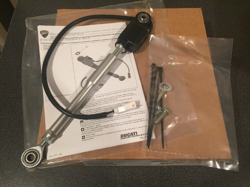 NOS DUCATI 1199 ELECTRONIC REVERSE QUICKSHIFTER KIT #96676410B NEW OPEN BOX, shopthegarage