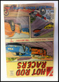 Hot Rod Racers #15 comic book July 1967