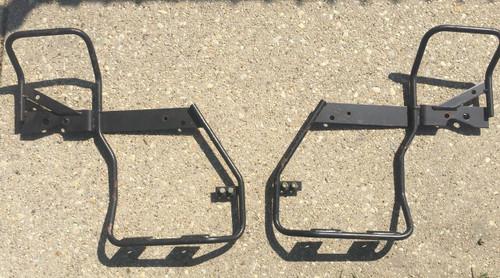 Harley-Davidson set of OEM FXRT FXR Touring saddlebag mounts no rear connector