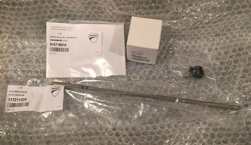 DUCATI CYLINDER CLUTCH PRESSURE & ROD 69925111A NEW IN BOX, shopthegarage