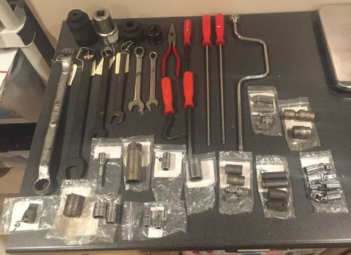 Snap-On , MAC , MATCO wrenches sockets,screwdrivers USA Made Tools, shop the garage