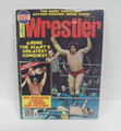 The Wrestler October 1976, Featuring Andre the Giant and Mil Mascaras. Nice condition.