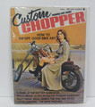 Custom Chopper (including Cafe Racer) Magazine May 1974