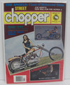 Street Chopper Magazine Vol.9 Issue #2 February 1977