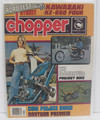 Street Chopper Magazine Vol.9 Issue #3 March 1977