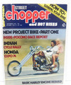 Street Chopper and Hot Bikes Magazine Vol.5 Issue #12 December 1973