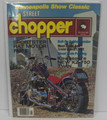 Street Chopper Magazine Vol.8 Issue #8 August 1976