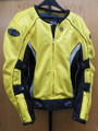 Joe Rocket  Men's Phoenix 4.0 Armored Mesh riding jacket sz.L (NO LINER) preowned