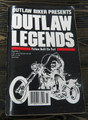 Outlaw Biker presents Outlaw Legends #1 soft cover book/magazine (used)
