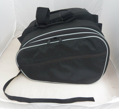RKA 50 liter expandable saddlebags for sportbikes (used)