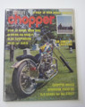 Street Chopper Magazine October 1971
