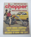 Street Chopper Magazine March 1971