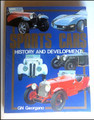 Sports Cars History & Development by GN Georgano