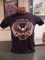 Vintage 1991 Harley Davidson House of Harley Anchorage Alaska T-Shirt USA MADE sz. M