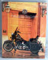 1998 Harley-Davidson Parts & Accessories Catalog with Supplement Catalog 95th Anniversary