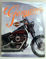 1995 Harley-Davidson Parts & Accessories Catalog with H-D Softail Bad Boy on cover