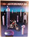 1989 Harley-Davidson Accessories Catalog