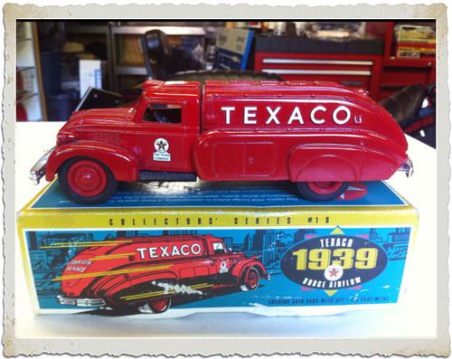 Ertle Texaco 1939 Oil Tanker in box