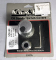 Kuryakyn 8136 Oil Sender Switch Covers upper & lower NOS