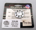 Kuryakyn 8150 Front/Rear 1.3 Round Brake Caliper Charm NOS & MADE IN USA