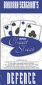 Barbara Seagram's Cheat Sheet Defence By Barbara Seagram