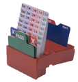Bid Buddy Bidding Box Red