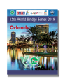 15th World Bridge Series 2018- Orlando