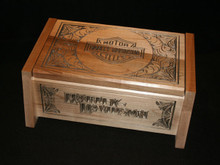 Harley Davidson Keepsake Box (typical)