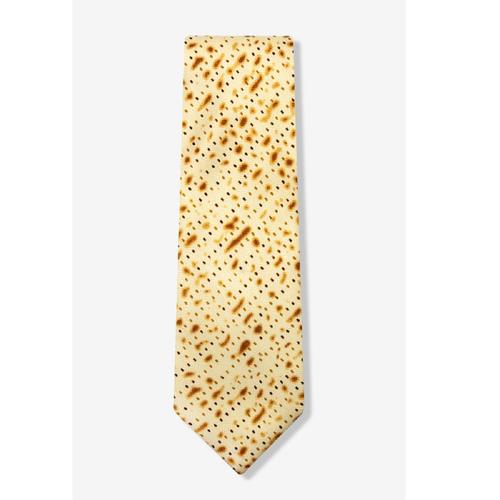 Passover Crunchy Matza Tie