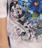 Forget Me Not 3/4 Sleeve Tee T-Shirt L by Claire Pettibone