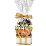 Healthy Delight Kosher Purim Shalach Manot Gift Basket