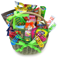 A Kosher Purim Extravaganza Gift Basket- Big Family Nosh
