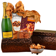 A Drappier Champagne & Chocolate Kosher Gift Box Delight