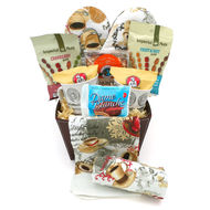 A Coffee Break and Snacks Kosher Purim Gift