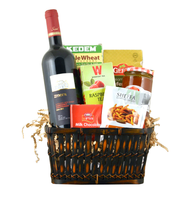 A Great Zmorah Wine Israeli Kosher Gift Basket