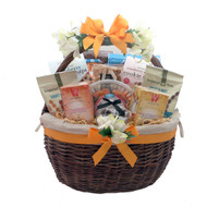 A Beautiful  Extravagant Kosher Gift Basket