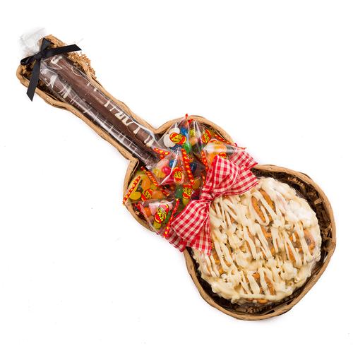 Epic Guitar Music Gift Basket Purim Shaloch Manos