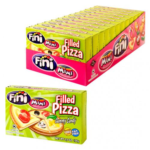Fini Mimi's Filled Pizza Box (Sweet) (72pk x 3.5oz/100g) - Kosher/Halal