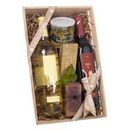 A Wine Enthusiast Duo Kosher Purim Gift Basket