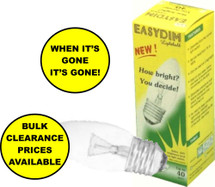 EASYDIM Candle Light Bulb