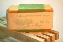 Add this immune system enhancing soap to the shower for a quick trip to the steam room!