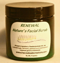 Use it once a week to cleanse, exfolliate, and condition your face and neck areas.  Your skin will feel moist, supple, and exhibit a vibrant glow!