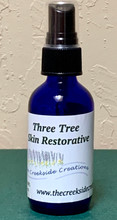 """The wisdom and healing properties of these ancient trees blend together as the Perfect Organic Skin Toner for both men and women! These organic hydrosols are wildcrafted from the forests of the High Sierra and contain wisdom, inspiration, and wonderful scents of """"The Backwoods' Solitude and Peace."""""""
