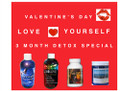 Valentine's Day 3 month Detox Package