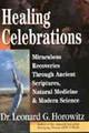 Healing Celebrations Book (hardcover book)