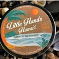 Hawaiian Organic Mineral Sunscreen (4oz)