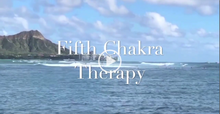 """Fifth Chakra Therapy: """"Blue Moana"""" in 639Hz (Downloadable Streaming Video)"""